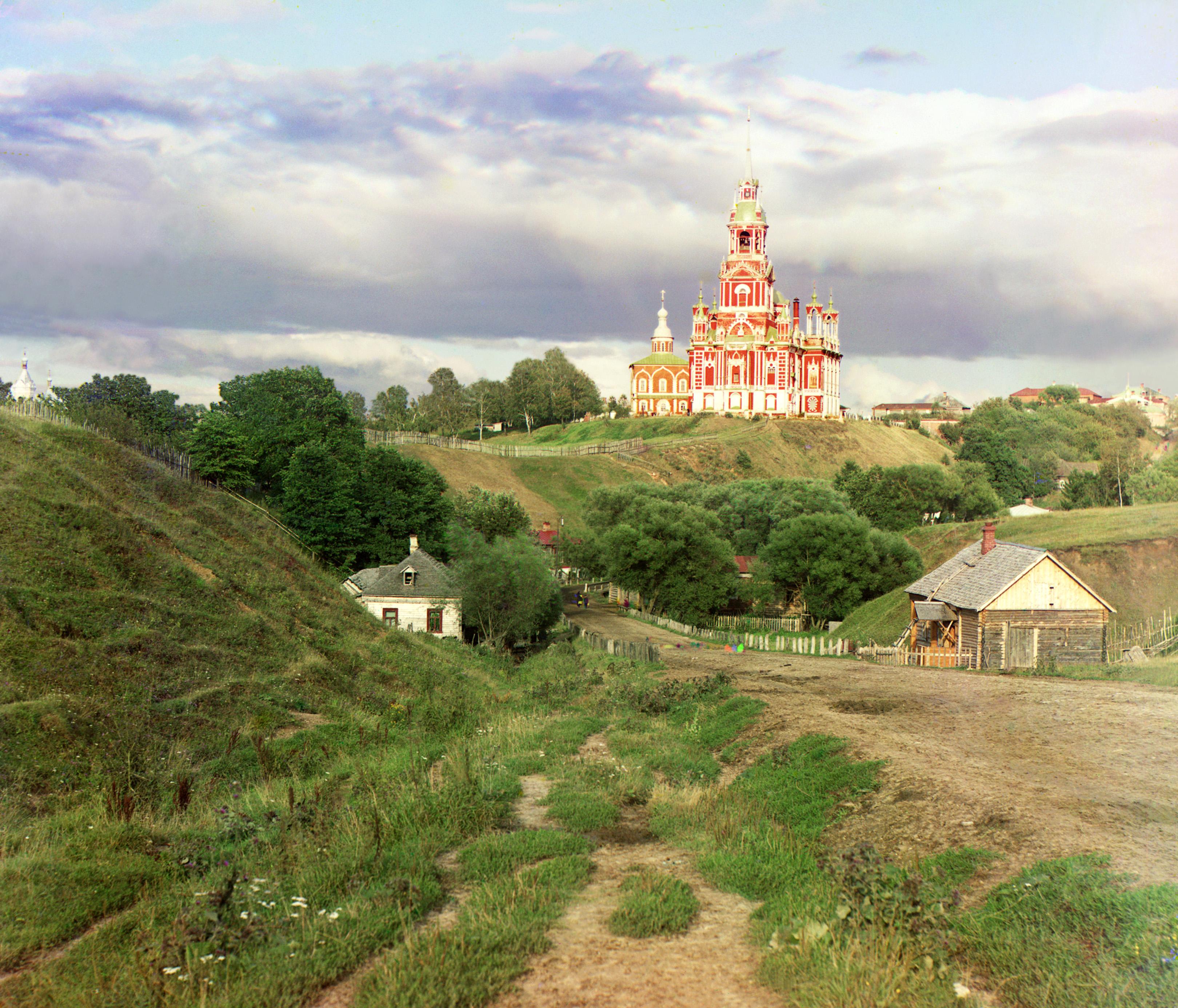 Россия начала 20 века в фотографиях Проскудина-Горского